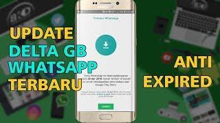 Gambar cover Update! Delta GB WA yang Kadaluarsa - Delta GB WhatsApp Update Anti Expired / Kadaluarsa