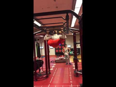 Amazing Yoga Strength & Flexibility Pull-Up with Sunil Dahiya