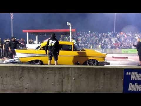 Street Outlaws at Quaker City