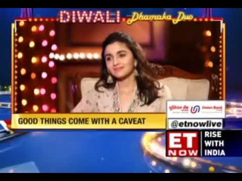 Rakesh Jhunjhunwala In An Exclusive Interview With Alia Bhatt   ET NOW Exclusive   YouTube 360p