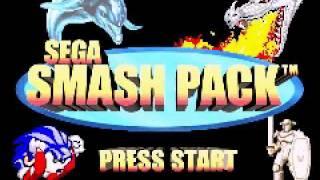 Sonic Spinball GBA Gameplay