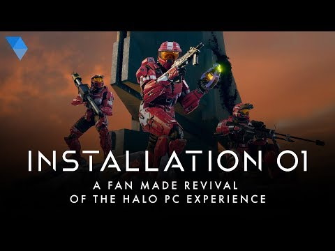 The Fans Reviving the Halo PC Experience - Installation 01 | Gameumentary
