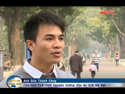 Hanoi Free Tour Guides - Thời sự tổng hợp ANTV