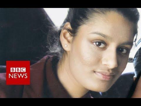Shamima Begum: IS teenager says losing UK citizenship unjust - BBC News