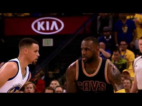 NBA Finals 2016 cavaliers @ warriors game 2 ABC intro ft. The roots