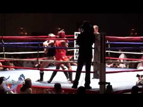Samir Furqan vs Anton Patockie At All Or Nothing, Oct 13 2012
