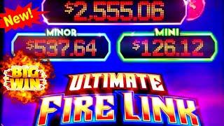 NEW Ultimate Fire Link Slot Machine BIG WIN | Lightning Link Best Bet Slot BIG WIN |  GREAT SESSION