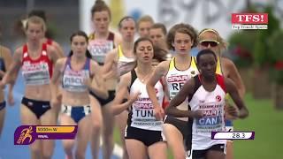 2017 - 5000m - U23 European Athletics Championships Bydgoszcz