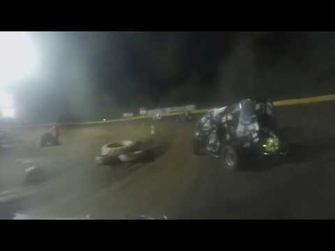 Hamlin Speedway 600 Wingless Sprints 7/29/17