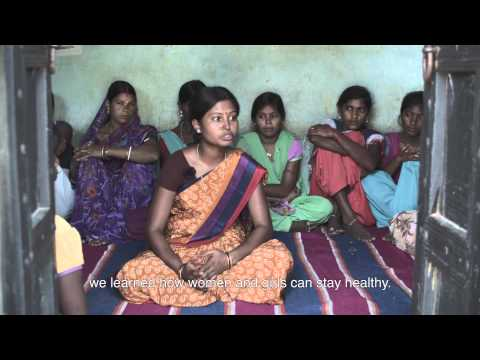 Sexual and Reproductive Health and Rights in India - 3.30 min film