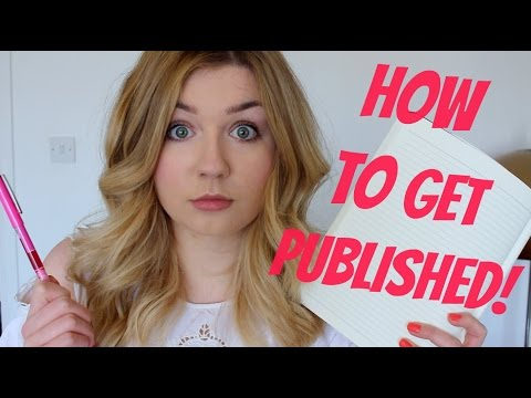 HOW TO GET YOUR BOOK PUBLISHED   #BookBreak Gets the Secrets