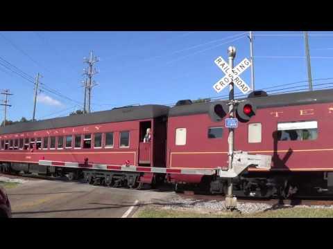 Repeat Park Avenue Railroad Crossing, Lindale, GA by