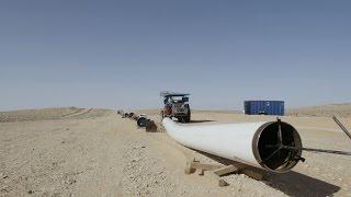 The Nawara Development project in Tunisia starting to take shape