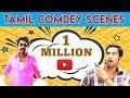 Tamil Comedy Scenes - Soori | Santhanam
