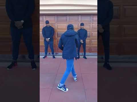 KWESTA SPIRIT DANCE VIDEO