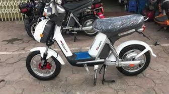 Review xe đạp điện Nijia 2019 nhập khẩu chính hãng
