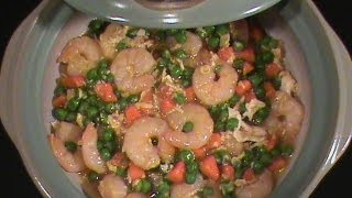 Shrimp With Lobster Sauce -- Quick & Easy Chinese Cuisine  By Chinese Home Cooking Weeknight Show