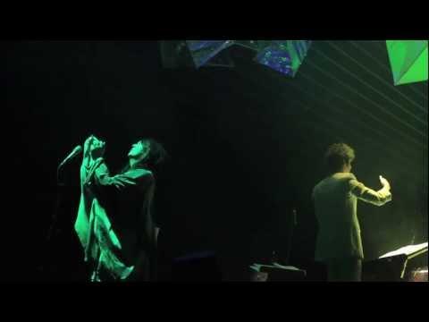 "Antony and the Johnsons ""Swanlights"" at Radio City Music Hall"
