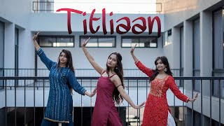 Titliaan | Harrdy Sandhu, Sargun Mehta, Afsana Khan | Dance Choreography | Boss Babes Official