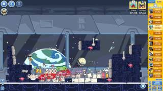 Angry Birds Friends Year In Space 2 Tournament ● LEVEL 6 ● 147 K HD ● Week 200 ●  POWER UP