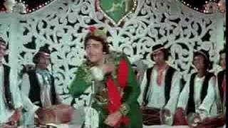 MOHD RAFI - Parda Hai Parda Amar Akbar Anthony