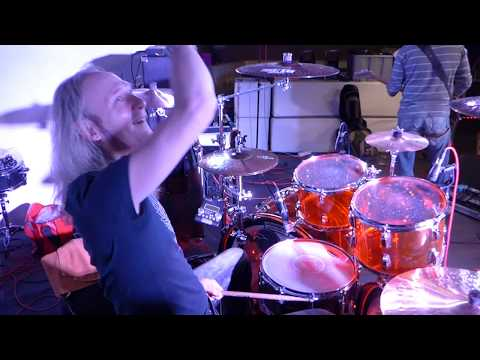 Drumcam Soundcheck Ludwig Vistalite