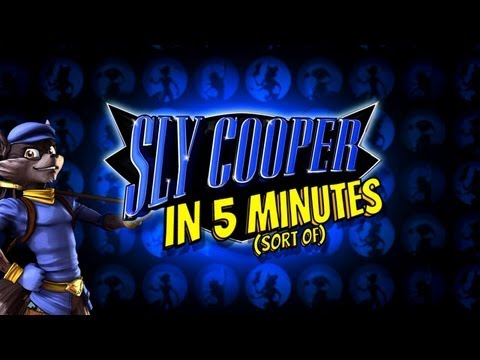 Sly Cooper in Five Minutes streaming vf