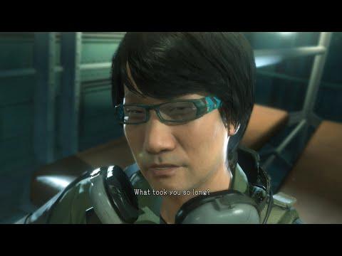 Metal Gear Solid 5: Ground Zeroes/The Phantom Pain - Hideo Kojima Cameos |