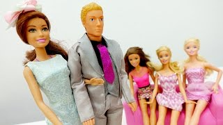 Кастинг Барби. Кен выбирает Модель. Кто победит?