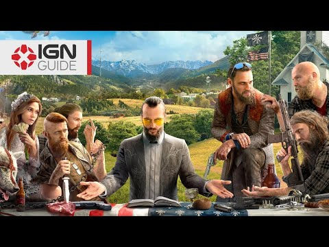 Far Cry 5: All Collectible Vietnam Lighter Locations