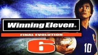 Winning eleven 6 - Final evolution - Nintendo GameCube
