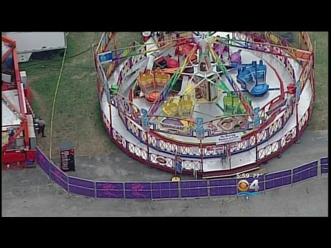 Worker Dies At Miami-Dade County Fair