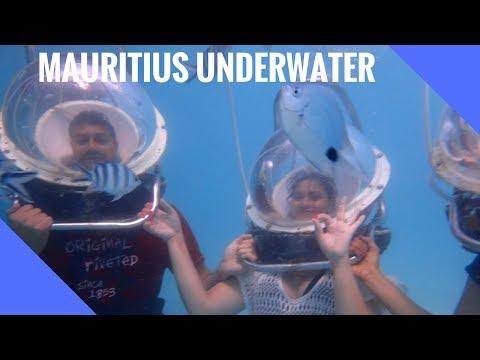 Mauritius under Water!