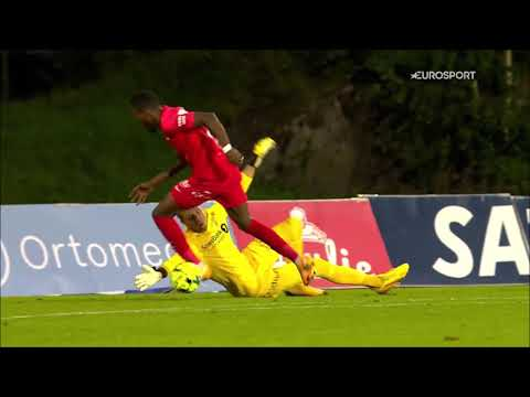 Stabaek Brann Goals And Highlights