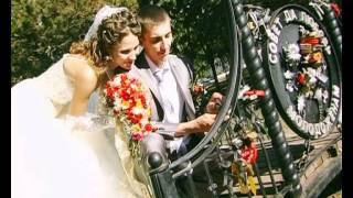 ღ Самая лучшая свадьба РОМАНА & ВИКТОРИИ ღ.avi