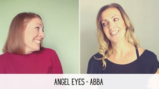Angel Eyes Lockdown 2.0 duet with Steph Parry