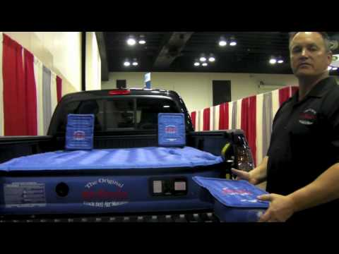 AirBedz Truck Bed Air Mattress Review  YouTube