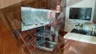 Обзор посудомоечной машины NEFF  S51M69X1RU