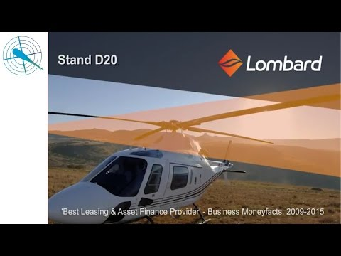 Find out about Lombard's helicopter finance options | Helitech International