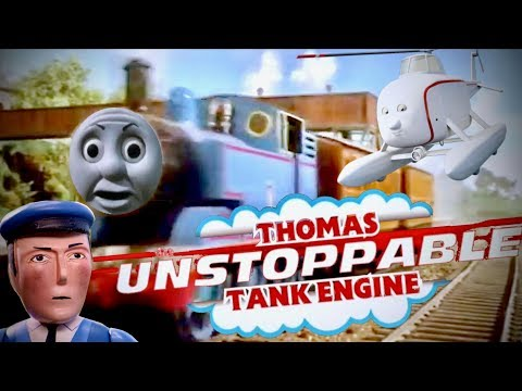 Goofs Found In The Runaway (Thomas The Unstoppable Tank Engine)