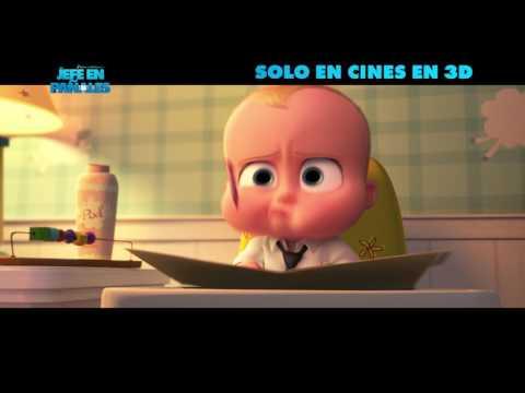 Un Jefe en Pañales   TV spot 30´´   Solo en cines