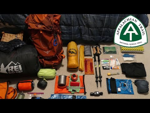 Appalachian Trail 2019: Gear List