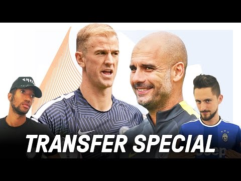 Joe Hart Out! Pep's Ruthless Reign Begins | Comments Below Transfer Special