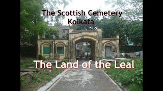 Scottish Cemetery in Calcutta (Land O