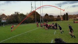 Les essais en solo de plus de 100 mètres du Rugby !