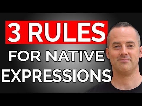 ?? How To Say Long English Expressions Like A Native