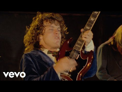 AC/DC - What Do You Do For Money Honey (Official Video)