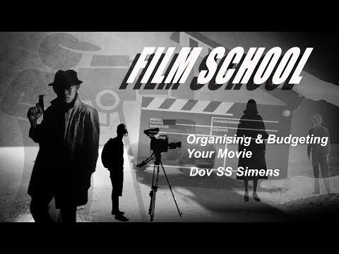 Organising & Budgeting Your Movie Pt3