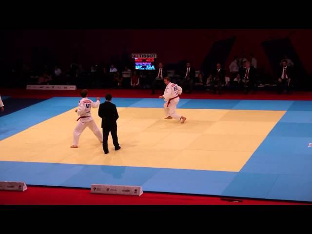 World Combat Games 2013 - Ju-Jitsu Duo System - Final - Netherlands - Spain (Men)