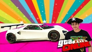 GTA V ONLINE - SERIA A VOLTA DO BRUNO GAMEPLAY ???